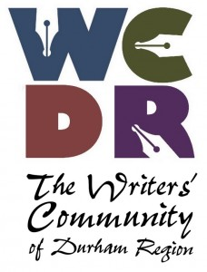 WCDR community logo in a block