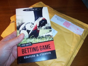 My first peek at Betting Game.